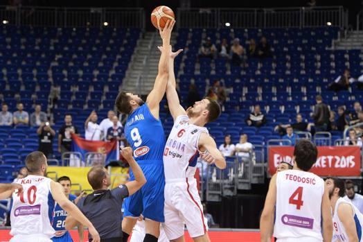 Italia 82 Serbia 101 | Eurobasket 2015