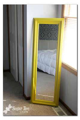 Black tag diaries top 10 creative projects i wish i for Full length mirror black frame