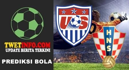 Prediksi United States U17 vs Croatia U17