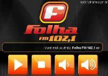 Rádio Folha FM 102,1