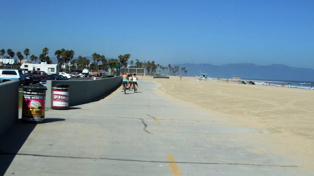 Venice Beach Tourism, Los Angeles