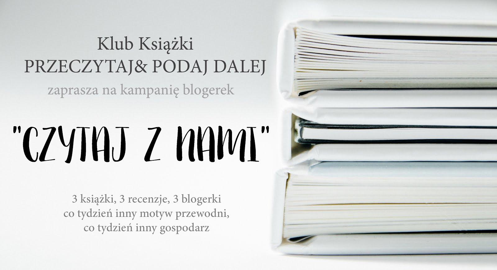 Kampania promująca czytelnictwo - kliknij i sprawdź