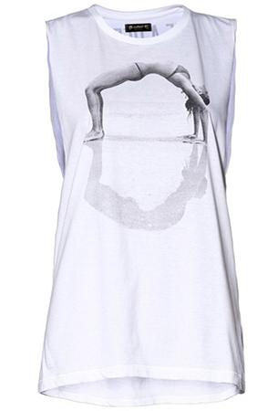 t-shirts de Gisele Bündchen para Colcci