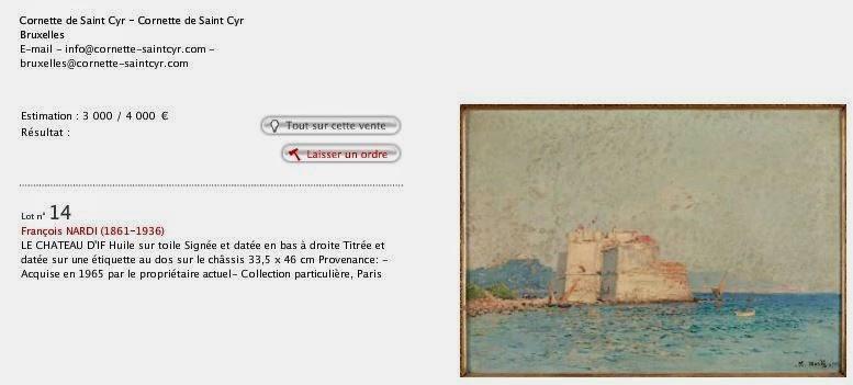Français d'origine italienne et un des maîtres de la peinture