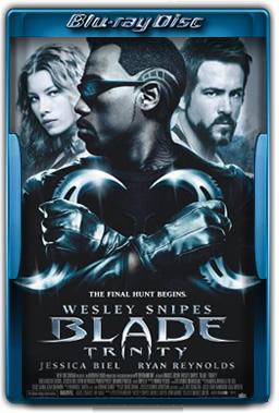 Blade - Trinity Torrent Dublado