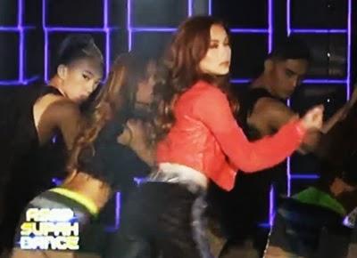 Kim Chiu, Maja Salvador, Cristine Reyes Twerking Video