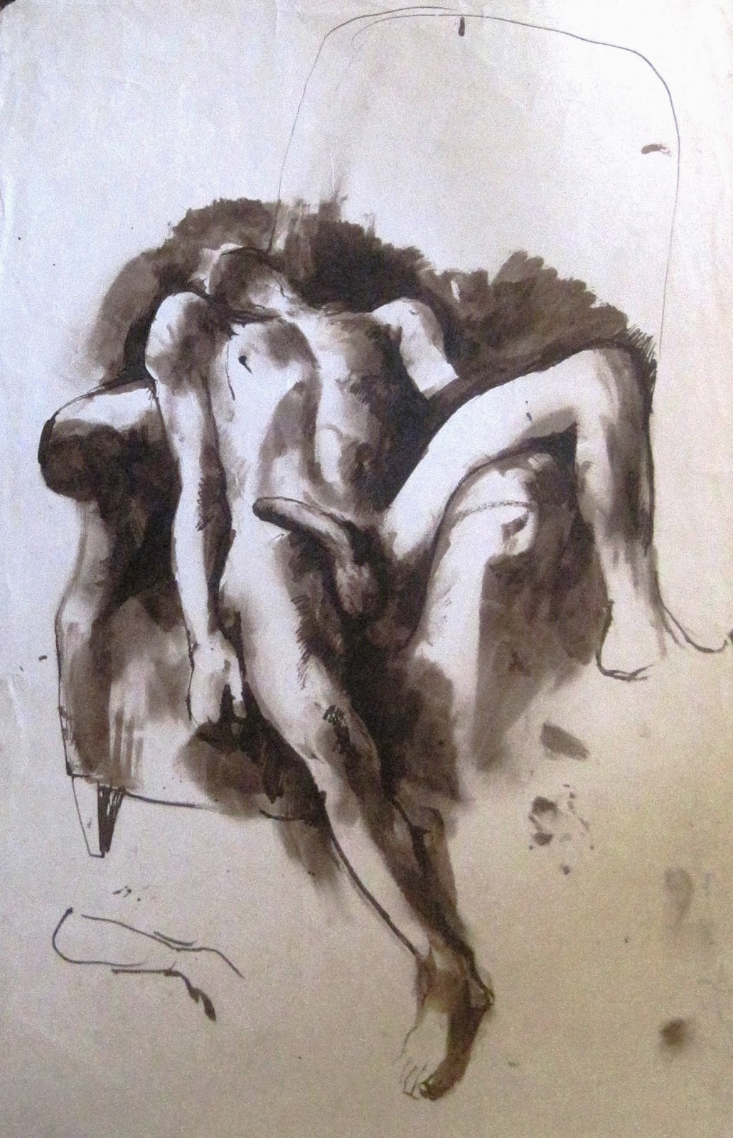 1930+Male+nude+sprawling+in+chair.JPG