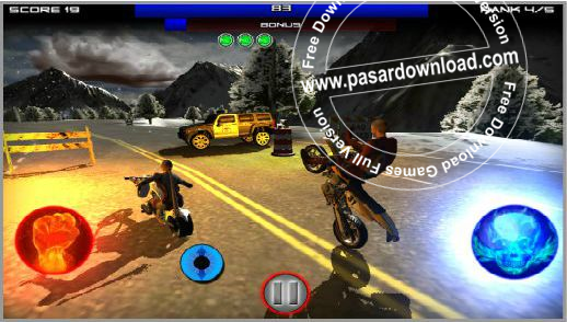 Download Gratis Android Games Race Stunt Fight 3! v1.11