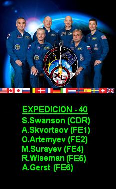 Expedición 40