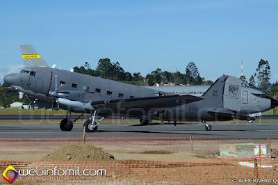 El siempre poderoso y famosos AC-47T Avión Fantasma.