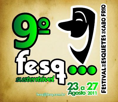 8º Festival de Esquetes de Cabo Frio - FESQ cabo frio
