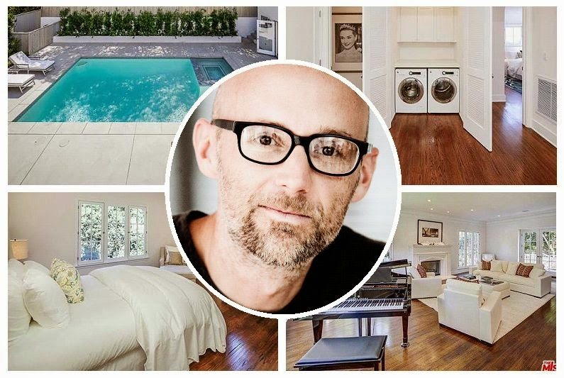 We've heard all shorts of things that the musician, Moby just trade-off his great palace in Hollywood, plus his special residential house and apartment in NYC for $2M on market to purchase something incredible.  And the 49-year-old made one benevolent profit in the process! Orginally buying a Mansion for $ 2.9M at the Oaks area of Los Feliz, CA, USA.