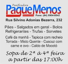 PANIFICADORA PAGUE MENOS