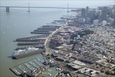 El Embarcadero - San Francisco - que visitar