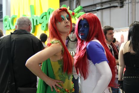 Especial Cosplay: Salon del Comic de Barcelona 2013
