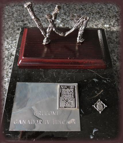 Premio Vidal Menéndez al mejor matasellos asturiano de 2001