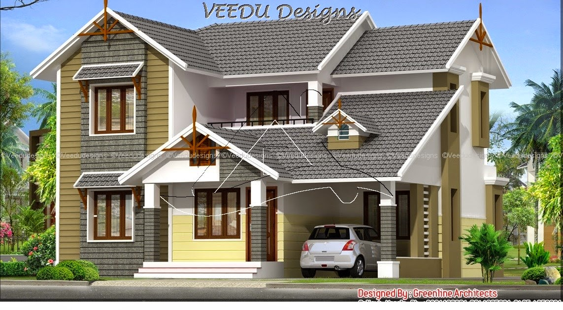 Low Cost Veedu Kerala Joy Studio Design Gallery Best