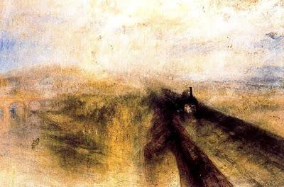 Pluja, vapor i velocitat (Joseph Mallord William Turner)