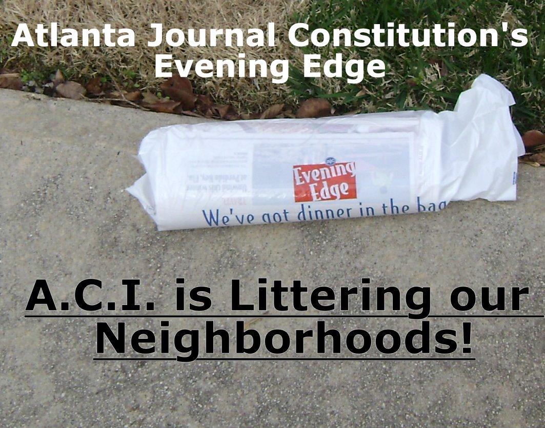 the atlanta journal constitution sucks