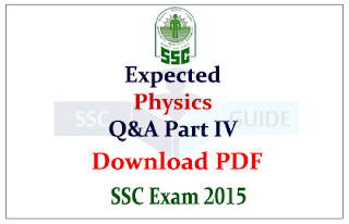 List of Expected Science (Physics) Questions and Answers Capsule Download in PDF