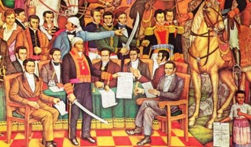 historia independencia mexico: