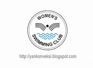 LOGO WOMEN'S SWIMMIMG SLUB