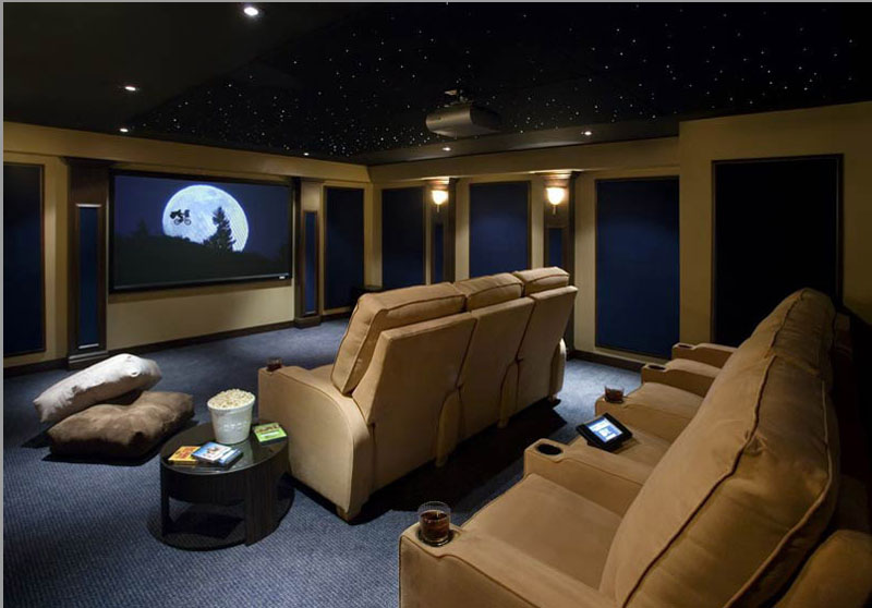 Coisa de amanda cinema em casa - Montar un cine en casa ...