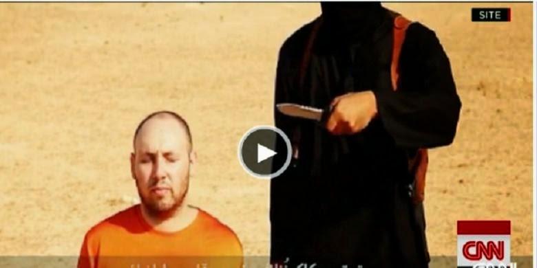 Satu Lagi Wartawan AS, Steven Sotloff Dipenggal ISIS
