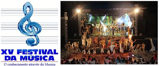 Colégio 3º Milênio  realliza XV Festival da Música