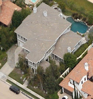 Kourtney Kardahsian Calabasas House