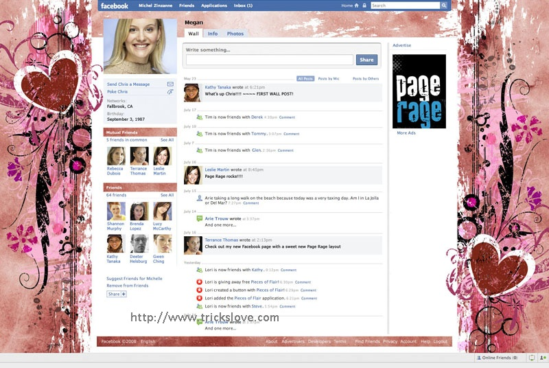 Using This Extension You Can Change Your Facebook Profile Header