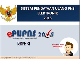 Menjawab permasalahan seputar registrasi e-PUPNS