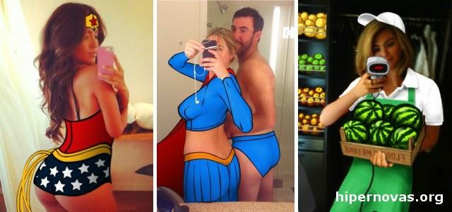 Hipernovas: Como tornar as fotos de celebridades nuas seguras para serem vistas no trabalho (20 Imagens)