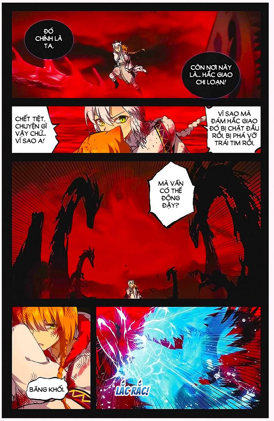 Thiên Hành Thiết Sự chap 68 Trang 13 - Mangak.info