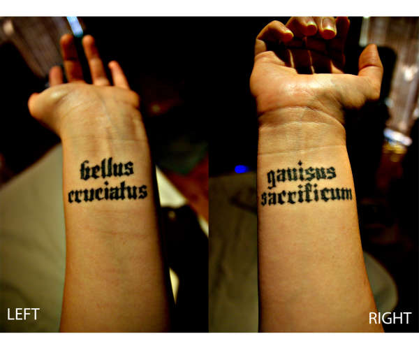 short tattoo quotes. latin tattoo quotes.