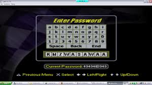 Cheat Password Nascar Rumble PS2 Terlengkap