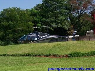 Sobrevolar en Helicóptero las Cataratas de Iguazu