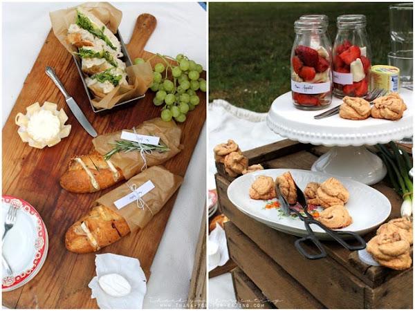 [Werbung] Raus ins Grüne - Picknick mit Géramont®