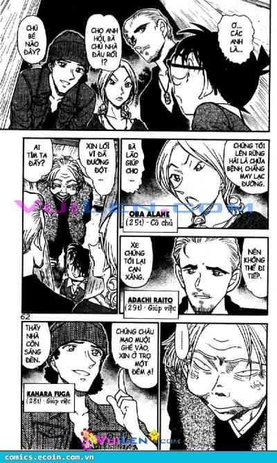 Detective Conan - Thám Tử Lừng Danh Conan chap 579 page 10 - IZTruyenTranh.com
