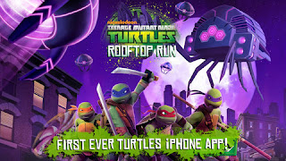 Teenage Mutant Ninja Turtles: Rooftop Run v1.0