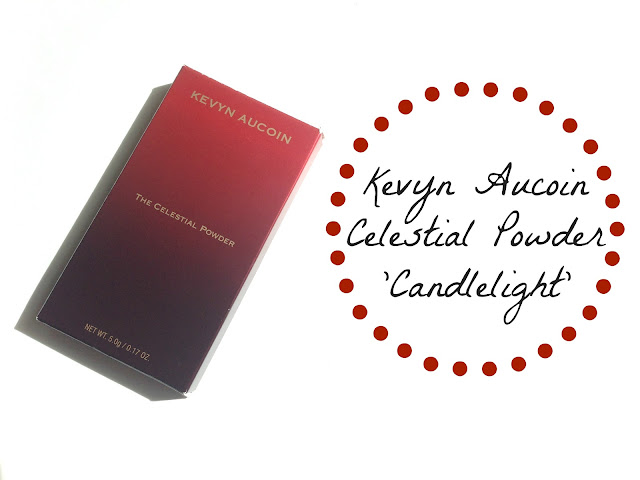 Kevyn Aucoin Celestial Powder Candlelight Review