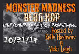 Monster Madness Blog Hop