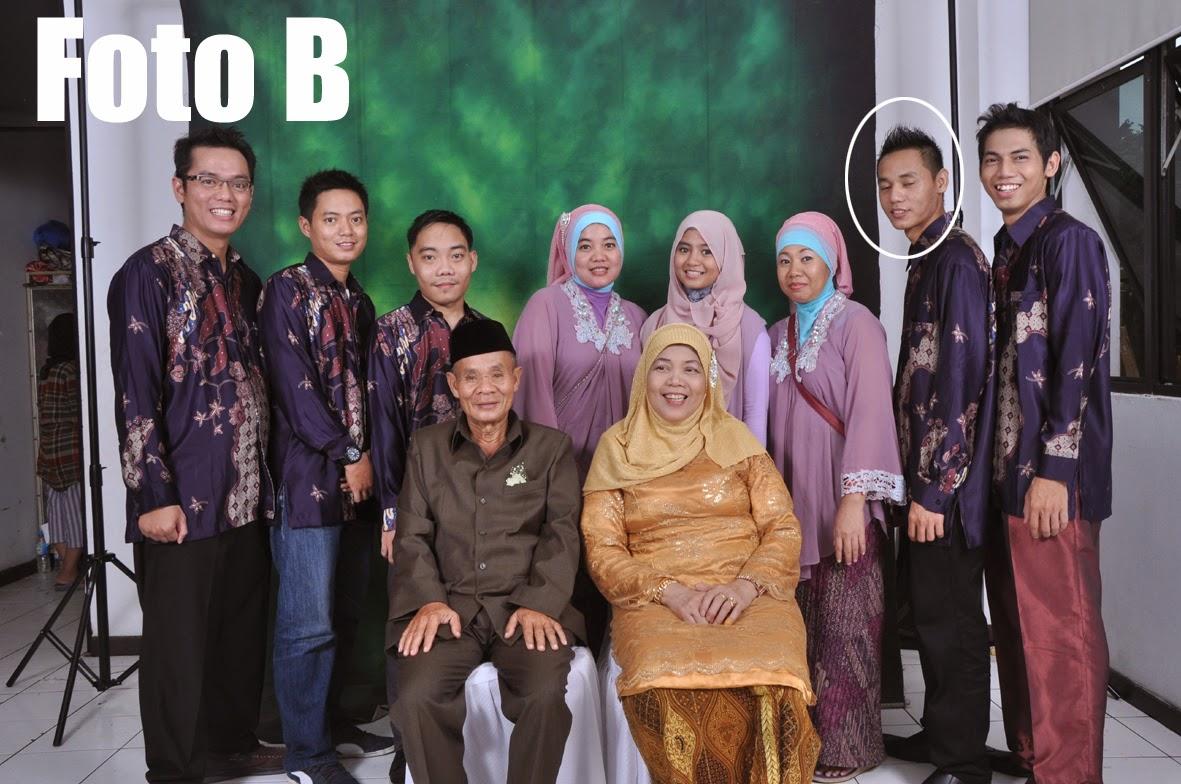 jasa edit foto keluarga