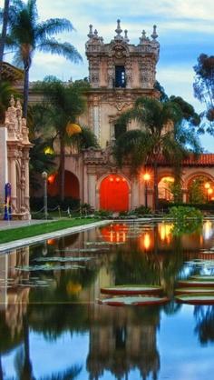 Balboa Park California America