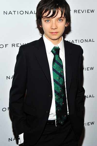 Asa Butterfield - Images