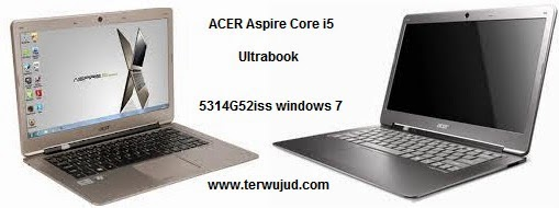 Acer Aspire S3 Core i5