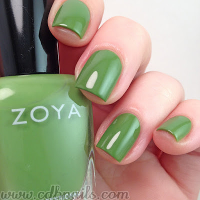 Zoya Jace Swatch