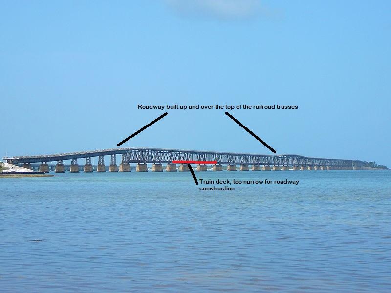 Keys rambler the bahia honda area for Florida keys bridge fishing