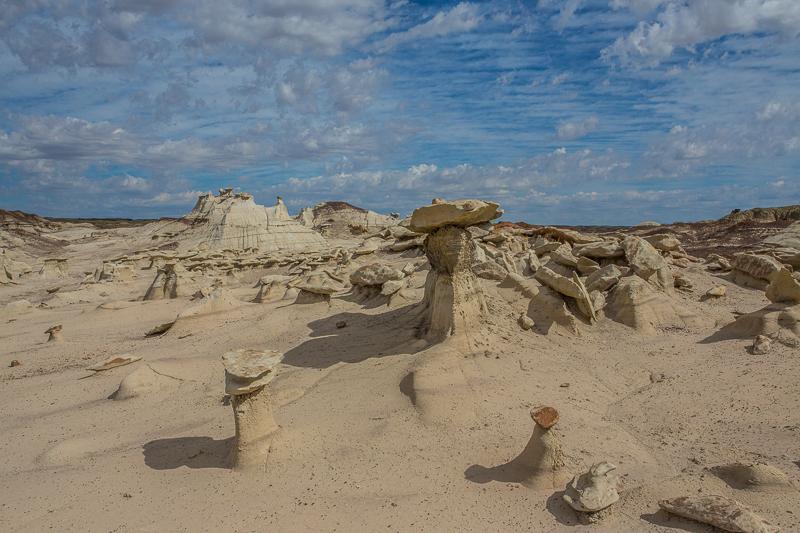 Bristi Badlands, New Mexico | Dennis\'s Blogs