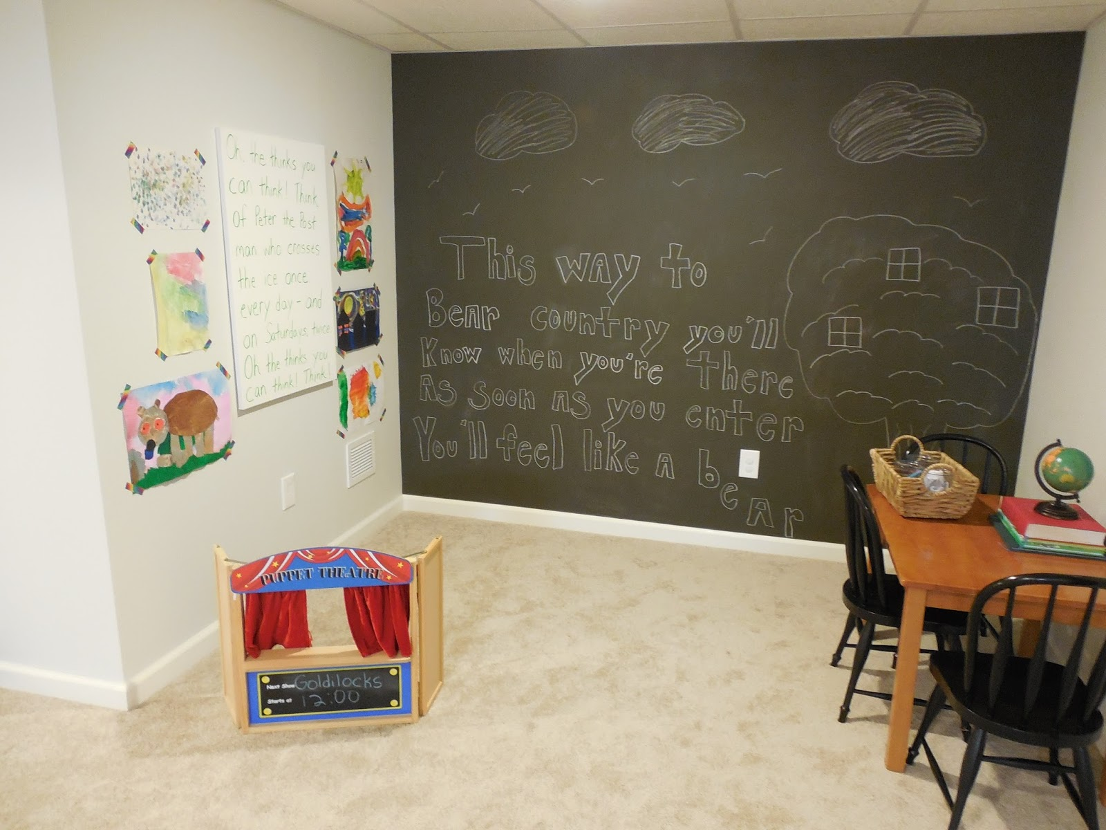 Basement Ideas For Kids Viewing Gallery